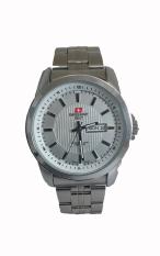 Jual Swiss Army Jam Tangan Pria Hc 1106 Pria Body Bezel Silver Swiss Army Online