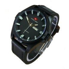 Spesifikasi Swiss Army Jam Tangan Pria Leather Strap Coklat Putih Sa 099 Dan Harga
