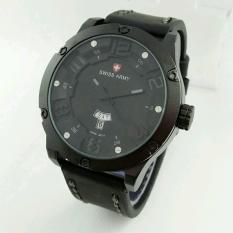 Swiss Army Jam Tangan Pria Leather Strap Sa 099 D Diskon Dki Jakarta