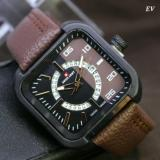 Jual Swiss Army Jam Tangan Pria Leather Strap Terbaru Swiss Army Branded