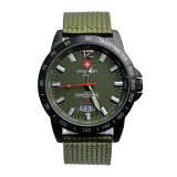 Review Swiss Army Jam Tangan Pria Sa2855Mbgr Army Green Indonesia