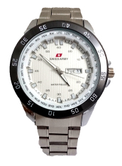 Dapatkan Segera Swiss Army Jam Tangan Pria Silver Stainless Steel Tw 2246