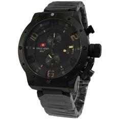 Spesifikasi Swiss Army Jam Tangan Pria Stainless Steel Black Sa2267 Black White Lengkap Dengan Harga