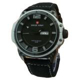 Spesifikasi Swiss Army Jam Tangan Pria Strap Canvas Sa 4072 Black Beserta Harganya