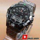 Spesifikasi Swiss Army Jam Tangan Pria Strap Kulit Sw4432 Baru