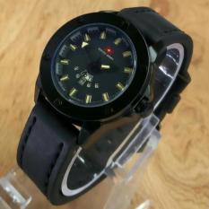 Harga Swiss Army Jam Tangan Pria Terlaris Strap Kulit Sa 4129 Dan Spesifikasinya
