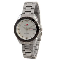 Spesifikasi Swiss Army Ladies Fashion Silver Stainless Sa 5088L Ss Sil Swiss Army