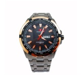 Jual Swiss Army Men S Day Date Jam Tangan Pria Stainless Hitam Bezel Gold Sa 3082 M Swiss Army Online