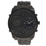 Miliki Segera Swiss Army Men S Dual Time Hitam Stainless Sa 1505 Blk Wh