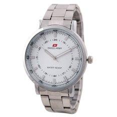 Spesifikasi Swiss Army Mens Elegant Silver Stainless Sa 5108 Ss Sil Beserta Harganya