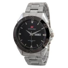 Jual Swiss Army Mens Fashion Silver Stainless Sa 5088 M Swiss Army