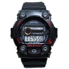 Beli Swiss Army Men S Jam Tangan Pria Digital 003 List Abu Abu Rubber Terbaru