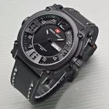 Jual Swiss Army Pria Strap Leather Hitam Sa 7169 Ml Online Dki Jakarta