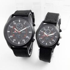 Jual Swiss Army Sa0010 Jam Tangan Couple Canvas Strap Analog Dislpay Swiss Army