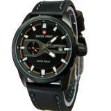 Toko Swiss Army Sa1380Ls Jam Tangan Pria Leather Strap Black Terdekat