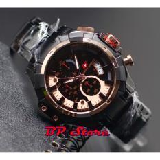Toko Swiss Army Sa2045 Jam Tangan Pria Stainlessteel Chronograph Online Indonesia