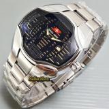 Jual Swiss Army Sa3003Sh Rz Tanggal Jam Tangan Pria Stainless Steel Silver Putih Nu0403 Lengkap