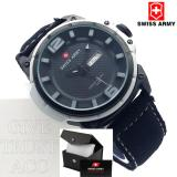 Spesifikasi Swiss Army Sa4081 Jam Tangan Pria Kanvas Terbaru