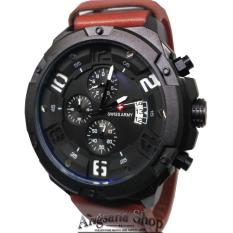 Swiss Army Sa5040mb - Jam Tangan Fashion Kasual Pria - Fiture Chronograph Active - Design Exclusive Dinamis - Limited Edition - Strap Leather