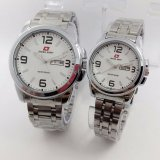 Beli Swiss Army Sa5099M New Limited Edition Jam Tangan Couple Stainlesstell Strap Pake Kartu Kredit