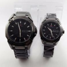 Harga Swiss Army Sa5169 Couple Jam Tangan Satu Set