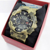 Jual Swiss Army Sa59308 Jam Tangan Sport Pria Dual Time Digital Analog Army Satu Set
