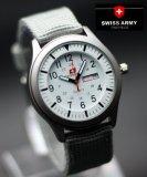 Spek Swiss Army Watch Jam Tangan Pria Abu Abu Tali Nylon Sa 7826 Jawa Barat