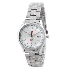Tips Beli Swiss Army Women Fashion Jam Tangan Wanita Stainless Silver Sa 1137 Yang Bagus