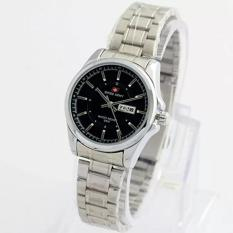 Toko Swiss Army Women S Watches Sa804 Ha Stainless Steel Fashion Dekat Sini