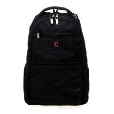 Swiss Gear SA8016 Laptop Backpack - Hitam