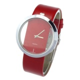 Jual Swiss Made Original Jam Tangan Wanita Dan Pria Unisex Kasual Fashion Sm 303 Red Swiss Made Original