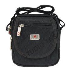 Review Toko Swiss Polo 206 06 Sling Bag Black