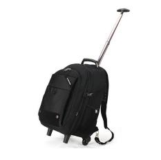Toko Swissgear 1601 Kapasitas Besar Model Ransel Tas Troli Wisata Olahraga Luar Ruangan Hitam Terdekat