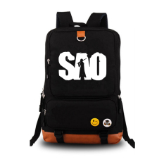 Sword Art Online Dtbg Business Travel Backpack Laptop Bag (Hitam)