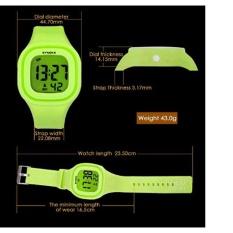 Spesifikasi Synoke Jelly Diving Swimming Waterproof Digital Watches Wrist Olahraga Jam Tangan Siswa Jam Tangan Dengan Alarm Chronograph Baterai Tahan Lama Kalender Noctilucent Pink Intl Lengkap