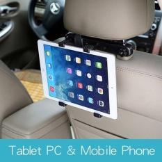 Toko Tablet Car Holder Stand Dukungan Car Rear Seat Holder 360 Derajat Rotatable For Universal 7 12 Inch Tablet Ponsel Intl Lengkap Di Tiongkok