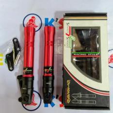 Toko Tabung Bottom Shock Depan Nouvo Zx By 7 Speed Red Black Termurah Di Indonesia