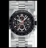 Spesifikasi Tag Heuer Carrera Calibre Heuer 01 Car2A1W Ba0703 Jam Tangan Pria Silver Lengkap