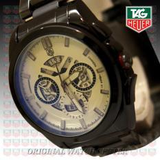 TagHeuer_Carrera- Jam Tangan Pria- Kasual Dan Fashionable - Jam Tangan Chrono-Off - Tanggal Aktif [LIMITED EDITION]