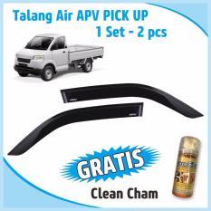 Harga Talang Air Door Visor Apv Pick Up Injection Yg Bagus