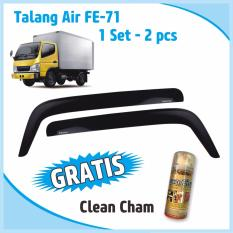 Spesifikasi Talang Air Door Visor Fe 71 Injection Murah