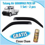 Harga Talang Air Door Visor Granmax Pick Up Injection Dan Spesifikasinya