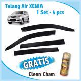 Spesifikasi Talang Air Door Visor Xenia Injection Merk Dny
