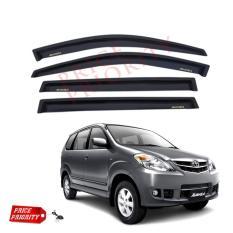 Jual Talang Air Mobil Avanza Lama Car Side Visor Avanza 1St Gen Acrylic Premium Model Slim 3M Branded Murah