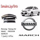 Harga Talang Air Nissan March Mcbc Original