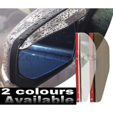Talang Air Spion Mobil / Mika Pelindung Spion / Karet Wiper Spion E007