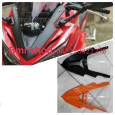 Review Tameng Windshield Winsil Mika Visor Pnp Cbr150 New Facelift Multi