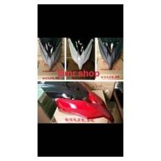 Harga Tameng Windshield Winsil Visor Nmax Model Paruh Bahan Plastik Online Indonesia