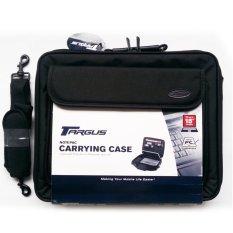Jual Targus Laptop Carry Bag Notepac Cn01V3 Up To 16 Inch Tas Laptop Exclusive Black Online Di Jawa Barat