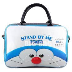 Jual Tas Anak Fashion Travel Bag Doraemon Tears White Blue Tas Travel Tas Anak Karakter Bgc Original